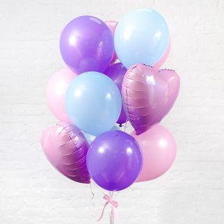 Композиция из шаров №2 - купить цветы и аксессуары в интернет-магазине Дом цветов