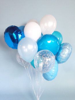 """Фонтан """"Голубая лагуна"""" - купить цветы и аксессуары в интернет-магазине Дом цветов"""