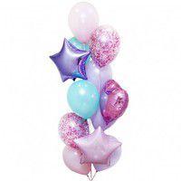 """Фонтан из шаров """"Мечта"""" - купить цветы и аксессуары в интернет-магазине Дом цветов"""
