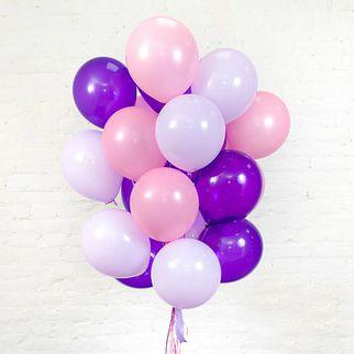 Композиция из шаров №1 - купить цветы и аксессуары в интернет-магазине Дом цветов