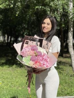 Smile - купить цветы и аксессуары в интернет-магазине Дом цветов