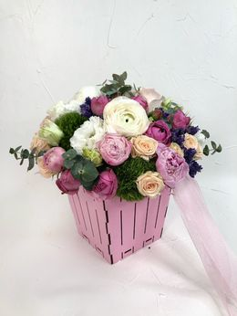 """Кашпо """"Жара""""  - купить цветы и аксессуары в интернет-магазине Дом цветов"""