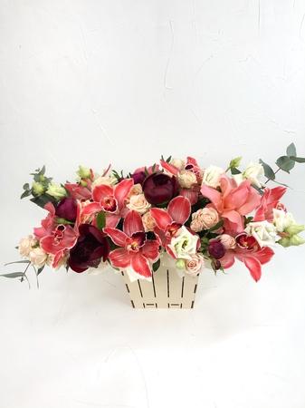 """Кашпо """"Баня"""" - купить цветы и аксессуары в интернет-магазине Дом цветов"""