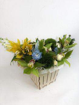 """Кашпо """"Дачник"""" - купить цветы и аксессуары в интернет-магазине Дом цветов"""