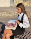 Книжка с ленточкой  - купить цветы и аксессуары в интернет-магазине Дом цветов