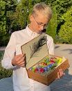 Книга с пером - купить цветы и аксессуары в интернет-магазине Дом цветов