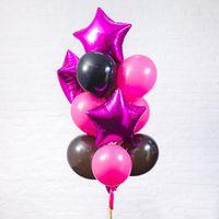 Композиция из шаров №3 - купить цветы и аксессуары в интернет-магазине Дом цветов