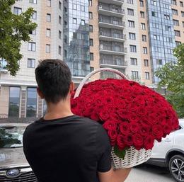 RED - купить цветы и аксессуары в интернет-магазине Дом цветов