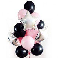 """Фонтан """"Розовый шик"""" - купить цветы и аксессуары в интернет-магазине Дом цветов"""