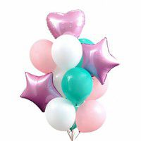 """Фонтан """"Сахарная вата"""" - купить цветы и аксессуары в интернет-магазине Дом цветов"""