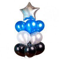 """Фонтан """"Синее сияние"""" - купить цветы и аксессуары в интернет-магазине Дом цветов"""